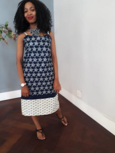 Queen designer dress picture