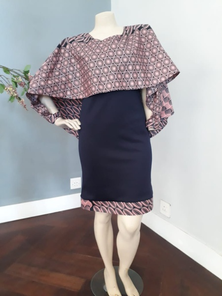 Mlobokazi designer dress picture