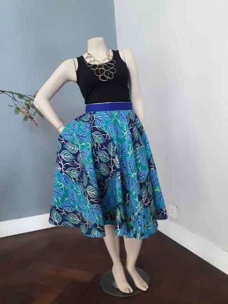 Muhle designer skirt picture