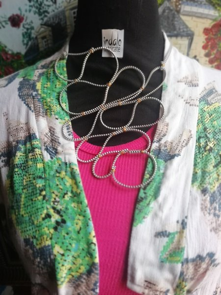 Sikhulile zip designer neck piece picture
