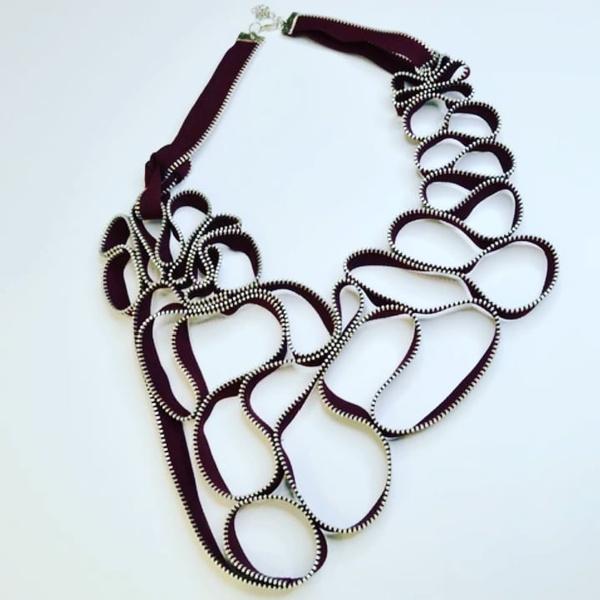 Cairoe zip designer neck piece picture
