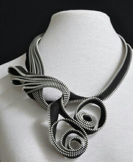 Bendalo zip designer neck piece. picture