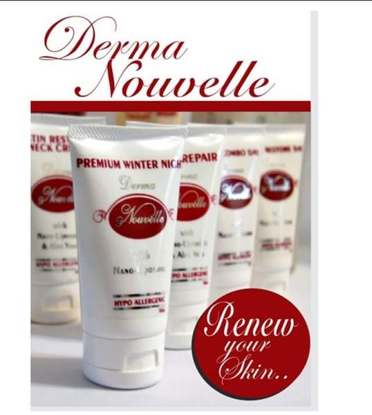 Derma nouvelle skin care range picture
