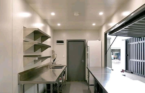 6m kitchen container picture