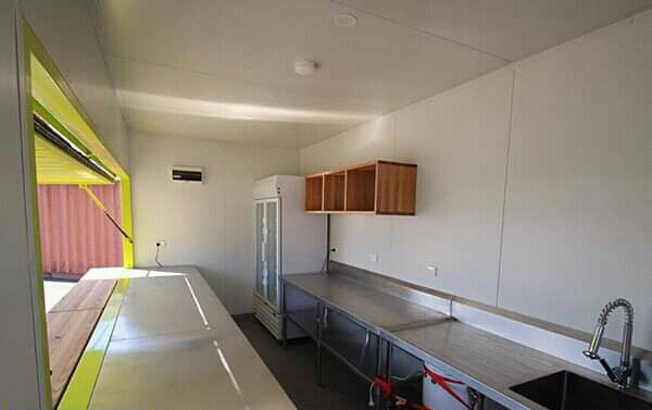 6m modified kitchen container picture