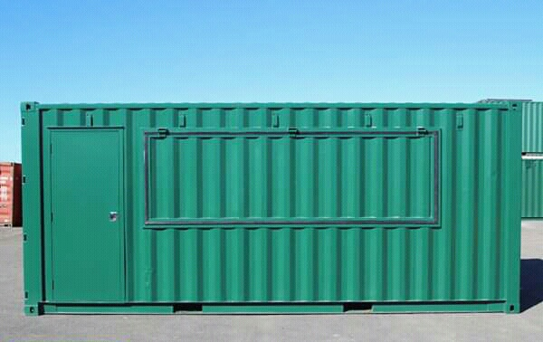 6m modified container picture