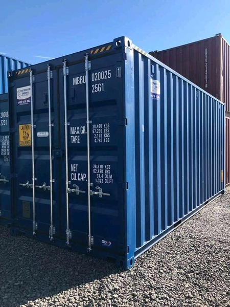 6m standard container picture