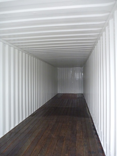 12m standard cargo container picture