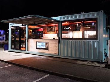 12m restaurant speculation container picture