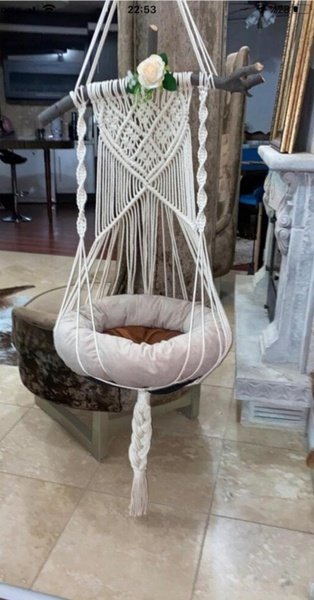 Kitty macrame hammocks /beds picture