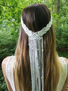 Wedding head gear picture