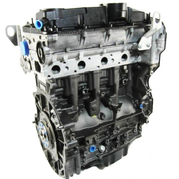 Ford 2.2 tdci long block engine picture