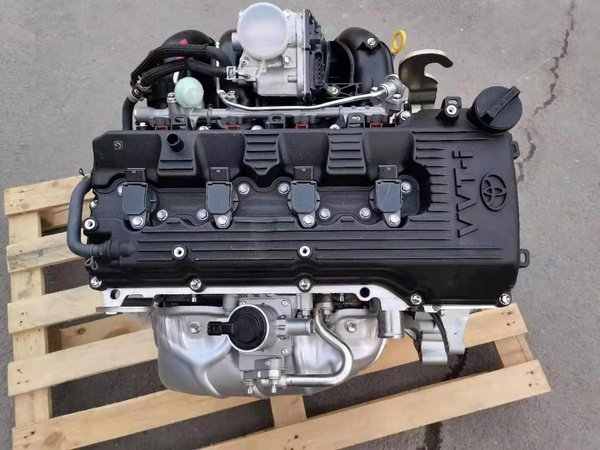 2tr 2.7 new engine complete picture
