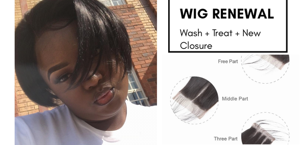Wig renewal picture