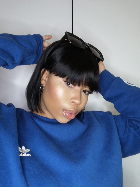 Fringe wig 10incb picture