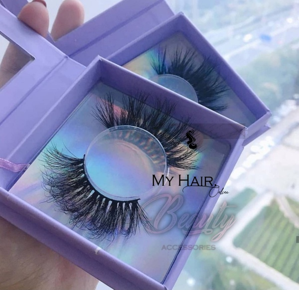 Mink 3d lashes picture