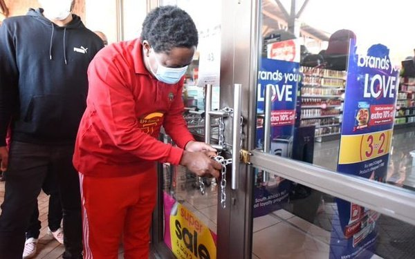 Eff calls off all protest action at all clicks stores with immediate effect picture