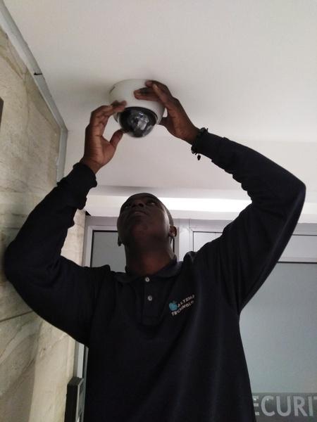 Surveillance (CCTV) picture