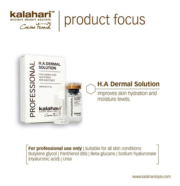 NEW!!   Kalahari H.A. Dermal Solution picture