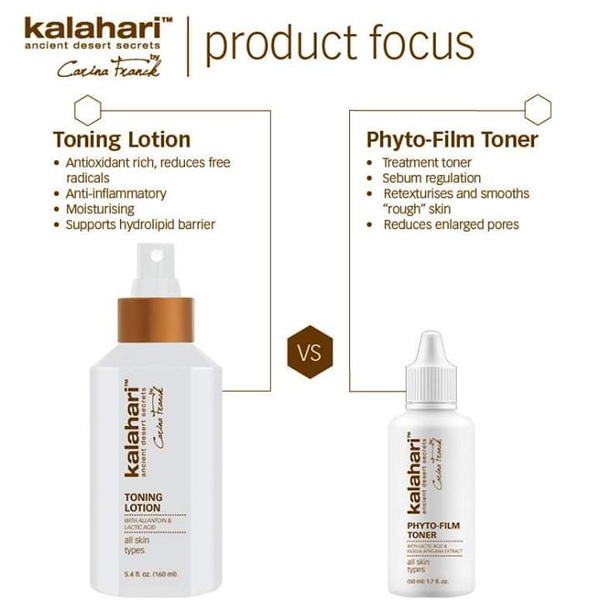 What is the difference between Toning Lotion & Phyto-film Toner? picture