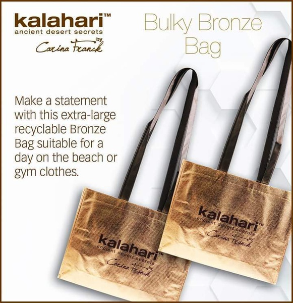 Kalahari Bronze Bag picture