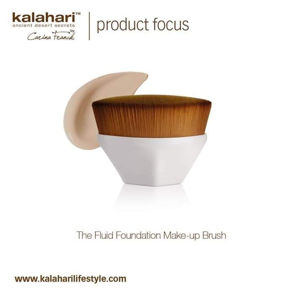 Kalahari Fluid Foundation Brush picture