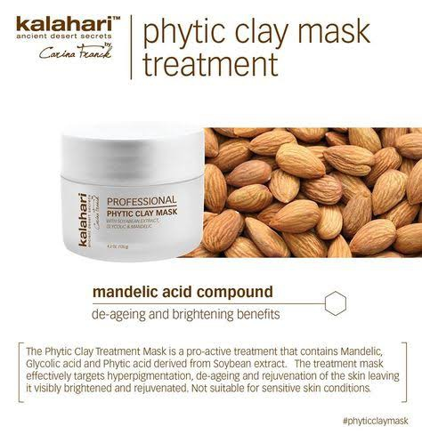 Phytic Clay Mask Treatment picture