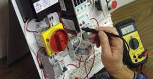 Control power circuit fault finding picture