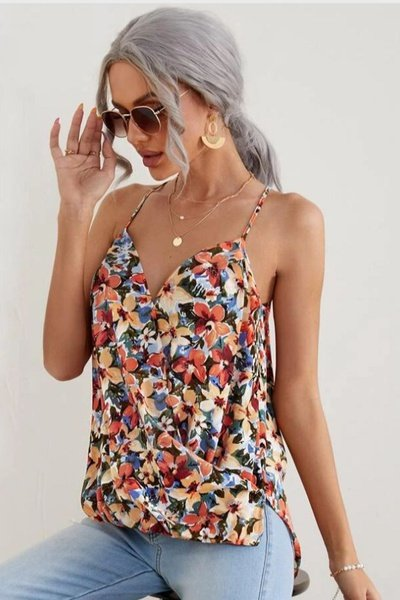 Floral camy picture