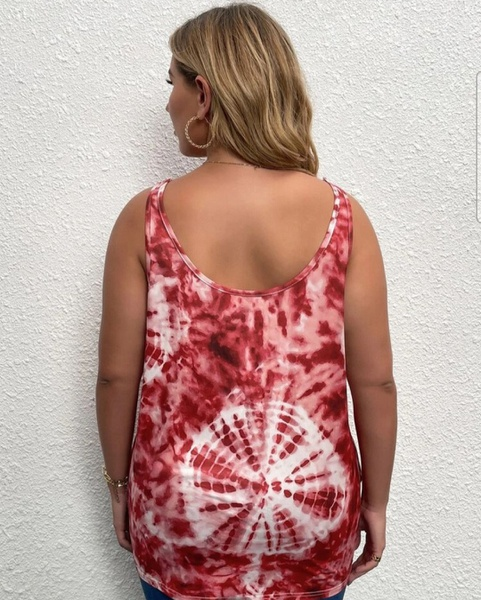 Draped camy top picture