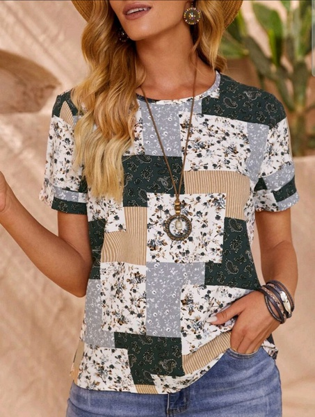 Patchwork top picture