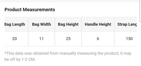 Geometric bucket bag picture