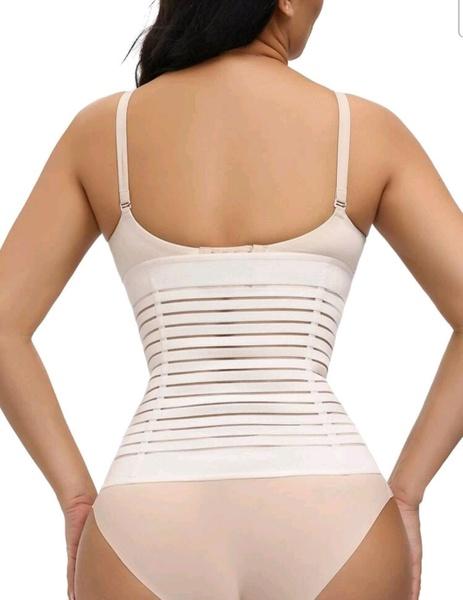 Mesh corset picture