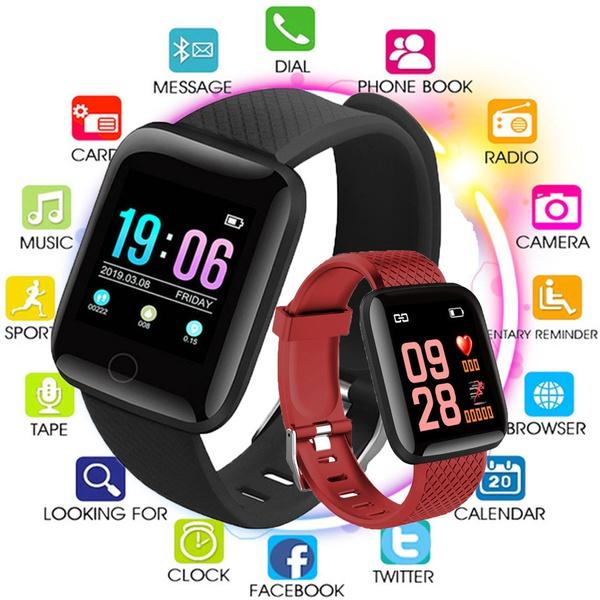 116 plus smartwatch picture