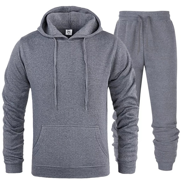 2 piece hooded tracksuits. picture