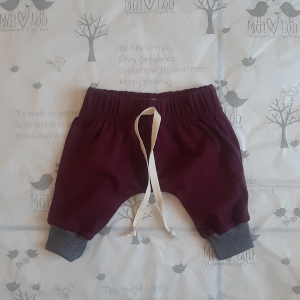 Baby shorts picture