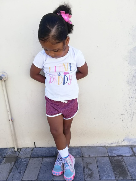 Toddler joggers picture