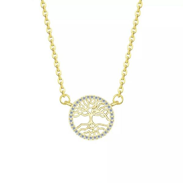 Arbre necklace picture