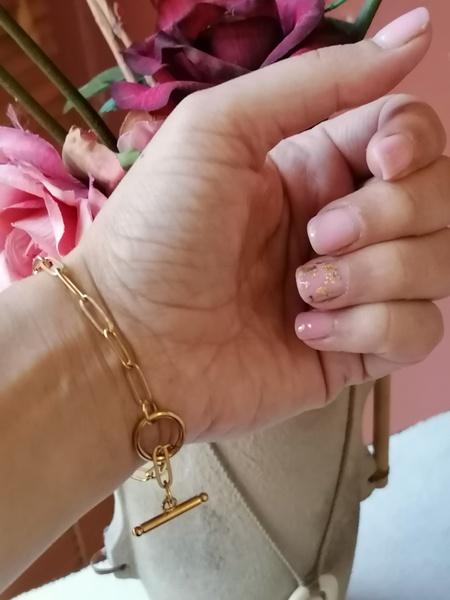 Barney bar bracelet picture
