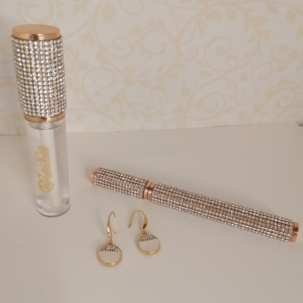 Dynasty set eyeliner & lipgloss picture
