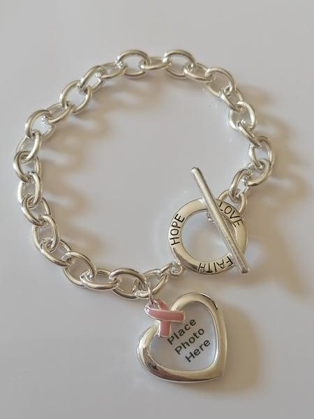 Cancer bracelet picture