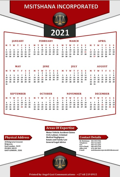 2021 a3 wall calendars picture