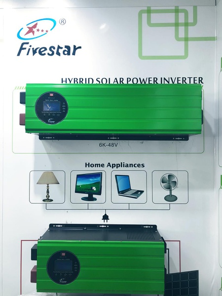 7.5kva 6000watt 48volt hybrid inverter picture