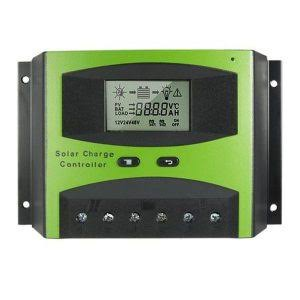 30amp pwm charge controller picture