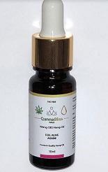 Qannabliss 700mg cbd oral oil picture