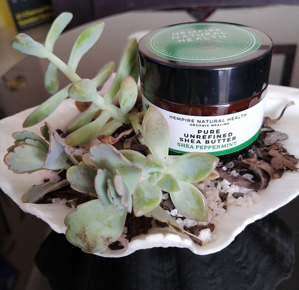 Shea peppermint skin treatment-50ml picture