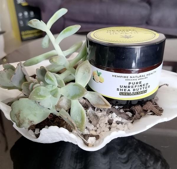 Shea lemon skin treatment-50ml picture