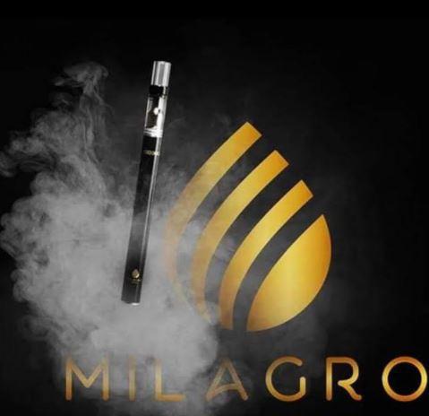 Milagro 1000mg cbd disposable vape picture