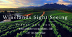 Winelands Sight Seeing Travel and Tours Logo
