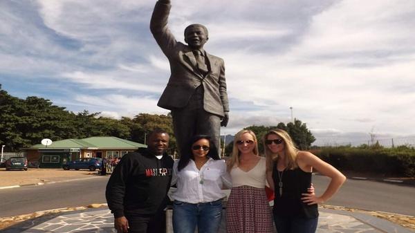 Cape winelands tour picture